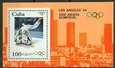 Karibik Block 75 , ** , Olympische Spiele 1984