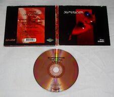 SUPURATION - The Cube CD ORG Reincarnate 1993 on Digipack Agressor Loudblast