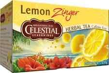 celestial seasonings lemon zinger