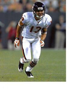 8x10 photo football Johnny Knox, Chicago Bears