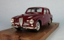 BRUMM 1950 Alfa Romeo 1900 (Maroon) 1/43 Scale Diecast Model NEW, RARE!