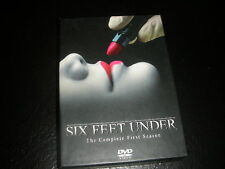 Six Feet Under - The Complete First Season (DVD, 2012, 4-Disc Set) Like New