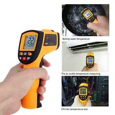 Non Contact Digital Temperature Gun Laser Infrared IR Thermometer Meter GM700