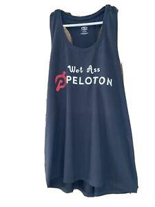 peloton WAP tank- Large
