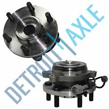 (2) New Front Wheel Hub & Bearing Fits Nissan Frontier Pathfinder Xterra Equator