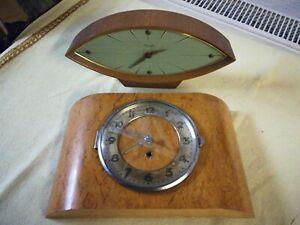 Kienzle Vintage Tisch / Wanduhr , 50er Jahre