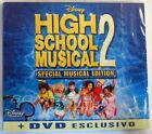 HIGH SCHOOL MUSICAL 2 - SOUNDTRACK O.S.T. - CD + DVD Sigillato