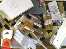Lotto di 4 campioni sample decant profumi di nicchia - Niche perfumes fragrances