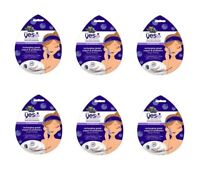 Yes To Super Blueberries Skin Recharging Greek Yogurt & Probiotics Mud Mask 6 Pk