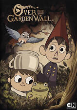 OVER THE GARDEN WALL New Sealed DVD Complete Cartoon Network Miniseries