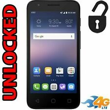Alcatel Ideal 4060A At&T Unlocked Gsm 4G Lte Android Smartphone Ob