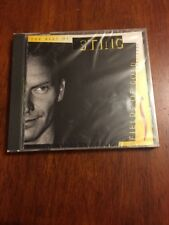 Sting - Fields of Gold: the Best of Sting 1984-1994 - Sting CD  Sealed.