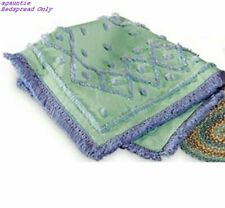 Brand New American Girl Kit BEDSPREAD ONLY From Tufted Bedding Pillow Rug Set