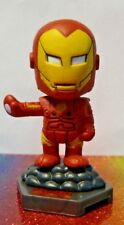 Marvel Grab Zags Ultimate Spider-Man IRON MAN Mini Figure Mint OOP