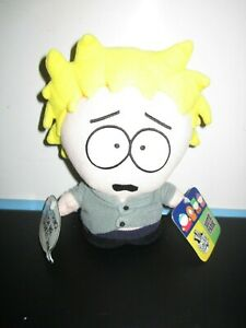 WORKING SOUTH PARK SHAKING TWEEK PLUSH TOY DOLL FIGURE BY FUN 4 ALL MWT