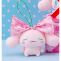 SANRIO Cinnamoroll strap key chain Stuffed Plush animal Doll Toy FREE SHIP JAPAN