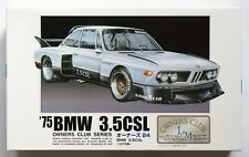 MicroAce ARII Owners Club 1/24 08 1977 BMW 3.5csl