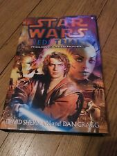 Star Wars: Jedi Trial by David Sherman & Dan Cragg 2004, Hardcover Clone Wars