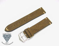 Homemade Vintage Leather Straps for Rolex Tudor black bay for Seiko watch + Tool