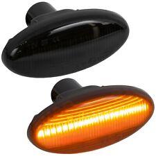 LED SEITENBLINKER schwarz für MAZDA 2 | 3 | 5 | 6 | MPV II | BT-50 [71805-1]