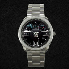 2013 Mustang Custom Dashboard Steering Wheel Stainless Steel Watch