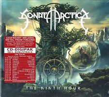 SONATA ARCTICA - THE NINTH HOUR - CD DIGIPACK NEW SEALED 2016 W/BONUS TRACK
