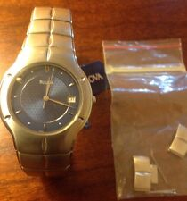 Men's Bulova Wrist Watch Stainless steel Water Resistant 96G15