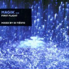 TIESTO - MAGIK 1/FIRST FLIGHT  CD NEU