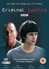Criminal Justice - Series 1 (DVD, 2008, 2-Disc Set)