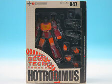 [FROM JAPAN]REVOLTECH YAMAGUCHI 047 Transformers Hot Rodimus Action Figure K...