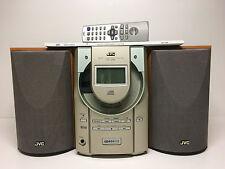 JVC UX-V5R Mini Stereoanlage HiFi Component System  +FB +BDA
