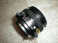 SMC PENTAX-M 28mm F/2.8 Prime Lens For K Mount
