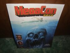 MEGACON 2012 PRE-REGISTRATION BOOKLET RARE STAN LEE SUYDAM ZOMBIE KING 22 PAGES