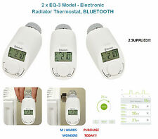2 x EQ-3 Model-Electronic Radiateur Thermostat, Bluetooth