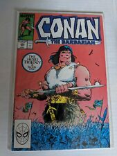 Conan the Barbarian #206 Marvel Comic Book