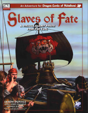 Chaosium: Dragon Lords of Melnibone: Slaves of Fate Book (New)