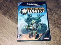 Battalion Wars Nintendo Gamecube Wii Complete CIB Authentic