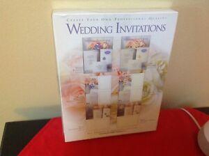 Southworth White Wedding Invitations 25 Cotton New in Box