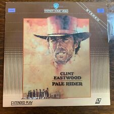 Laser Disc ~ Pale Rider ~ Clint Eastwood