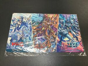 Sealed New Cardfight Vanguard Try 3 Next Sneak Preview Playmat