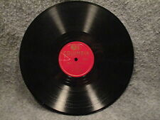 """78 RPM 10"""" Record Eddy Howard Among My Souvenirs Tonight You Belong To Me 35949"""