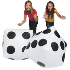 Giant 50cm Inflatable Single Six Sided Dot Die