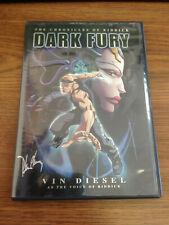 The Chronicles of Riddick - Dark Fury (Dvd) Vin Diesel