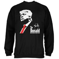 Election 2016 Donald Trump THE Donald Black Adult Sweatshirt