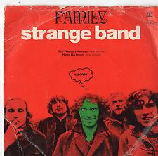 "Family - Strange Band - The Weavers Answer 7"" Single 1970"