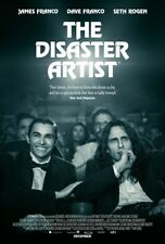 The Disaster Artist Original 27 X 40 Theatrical Movie Poster