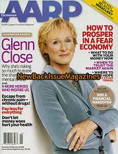 AARP 1/09,Glenn Close,January 2009,NEW