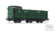 L334405 Liliput HO Scale Baggage Coach Pw3 37.407 SNCB Ep.II