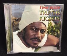 Fyah Blaze- Truths and Rights- CD