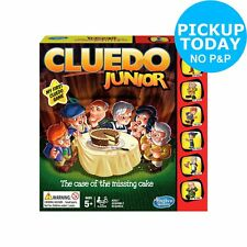 Cluedo Junior Carnival Board Game from Hasbro Gaming - 2+ Players.